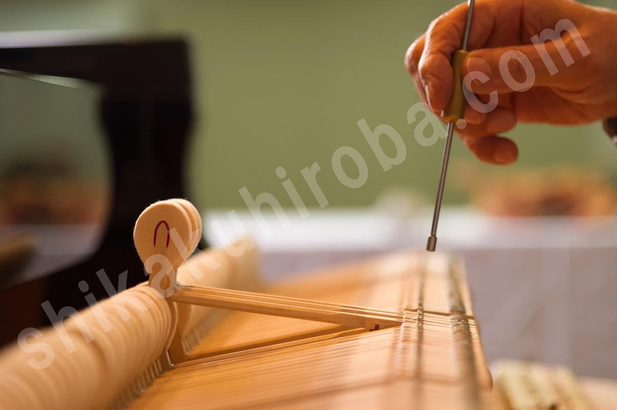 ピアノ調律技能士