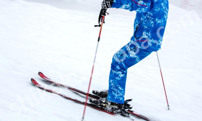 スキー指導員
