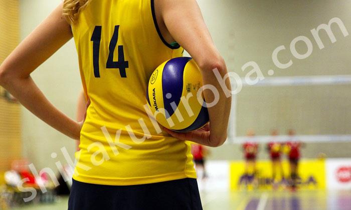 バレーボール選手