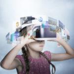 VR 女の子 イメージ画像