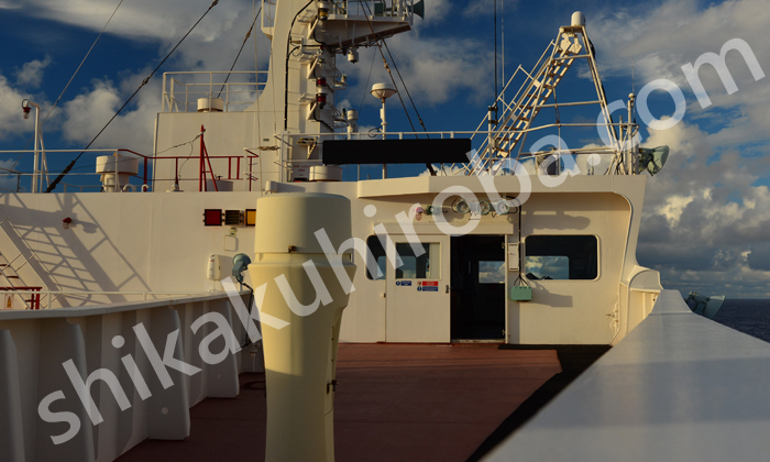 船橋当直3級海技士(航海)