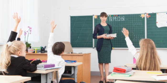 小学校の先生