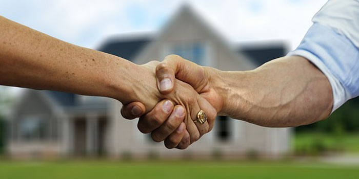 住宅売買成立
