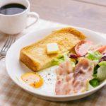 食生活アドバイザーの朝食