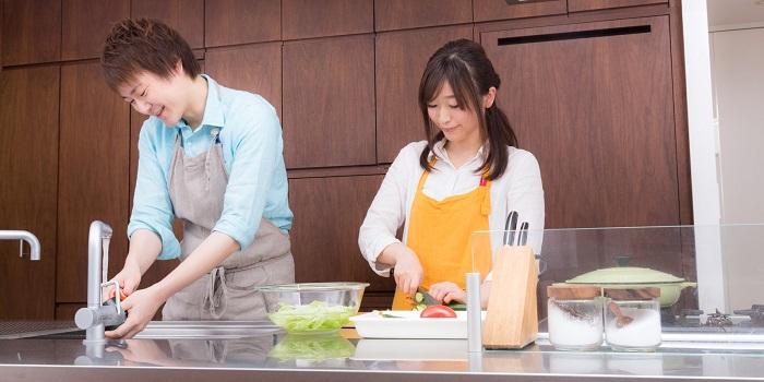 女性習い事③料理