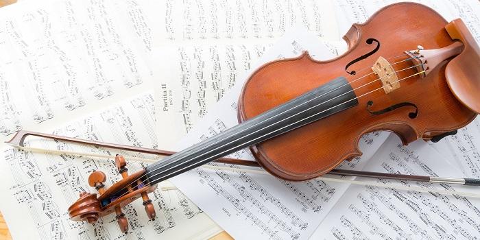 習い事④ヴァイオリン