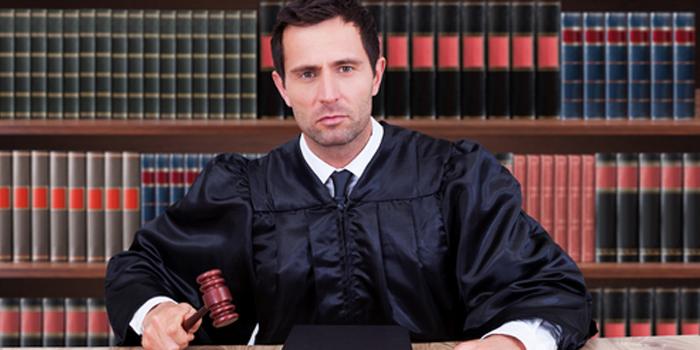 裁判官のスケジュール