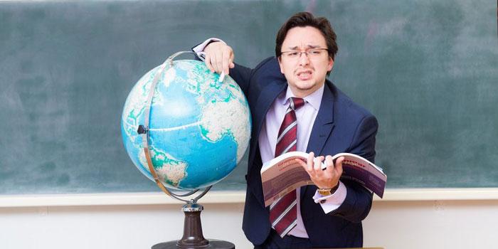 社会科教師の仕事