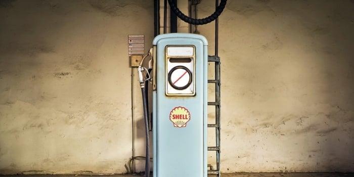 ガソリンスタンドでアルバイト