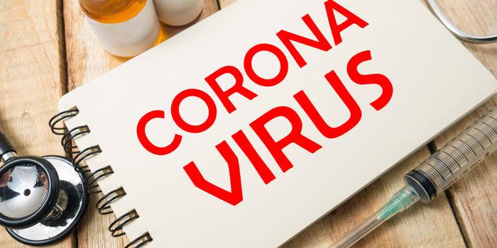 コロナウィルスの影響